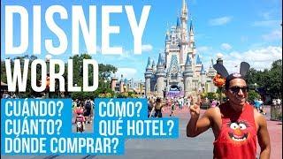 Disney World - Cuanto cuesta ir a Disney - Cuándo es la mejor fecha para ir