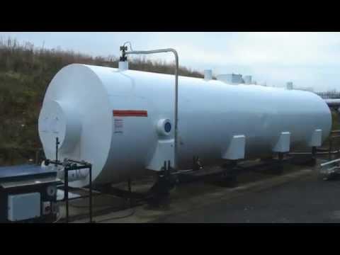 IGC Engineering - Pressure Vessels / Gas Storage
