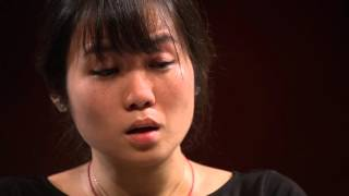 Tian Lu – Nocturne in B major Op. 62 No. 1 (first stage)