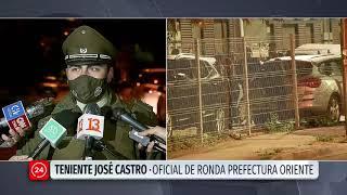 Masiva fiesta en condominio en Peñalolén: Carabineros no pudo actuar