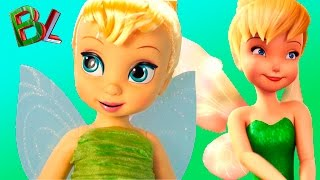 Кукла Фея Динь Динь Принцесса Диснея Обзор Распаковка Doll Tinker Bell Disney