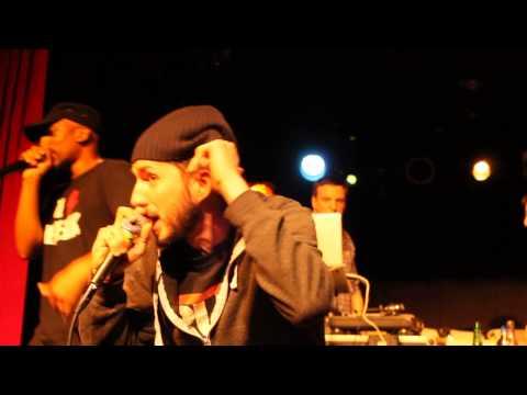Sure Shot - Beastie Boys Hip-Hop Karaoke Toronto Live@ The Revival 11/15/13