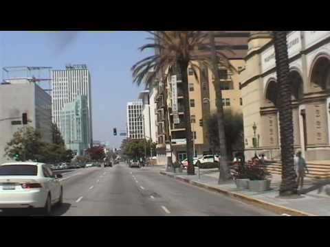 Great Cruising Wilshire Blvd. - Downtown Los Angeles to Santa Monica HQ 1/4