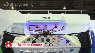 Highlights of ST Engineering @ Singapore Airshow 2018