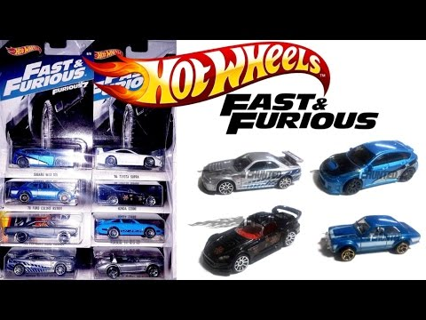 new images of 2017 fast and furious hot wheels series. Black Bedroom Furniture Sets. Home Design Ideas