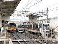東武鉄道 東上本線 川越市駅 その1 /東武・東京メトロ・東急の車両を楽しむ♪