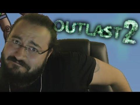 JAHREİN KOMİK ANLAR#01 Jahrein Outlast 2 deki Tüm Korktuğu Anlar/Troll EFSANEE/Kesin İzle