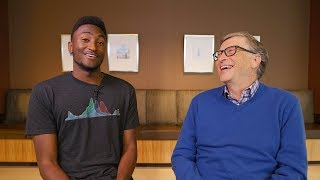 Talking Tech and 2020 wİth Bill Gates!