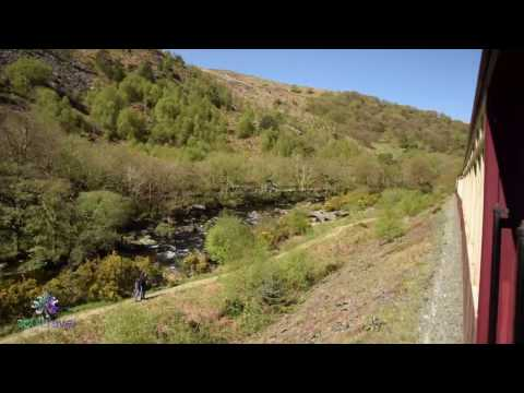 A Day on The Welsh Highlands Railway, Wales, UK - Soul Travel Blog