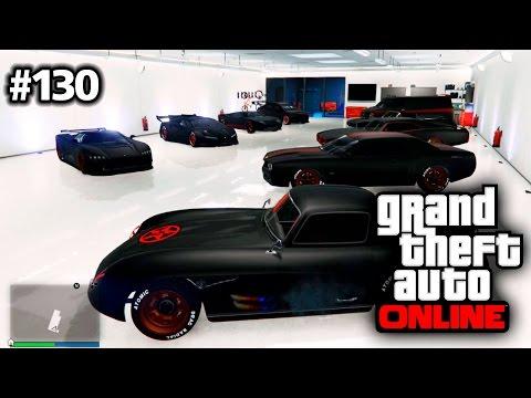 GTA V Online #130 PC • Garagentour II