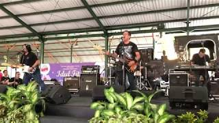 ARTHUR KAUNANG (SAS - AKA) & HIS BOYS - Performance at TMII June 9th 2019