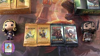Ixalan & Guilds of Ravnica #3 pack opening CRAZY PULLS!