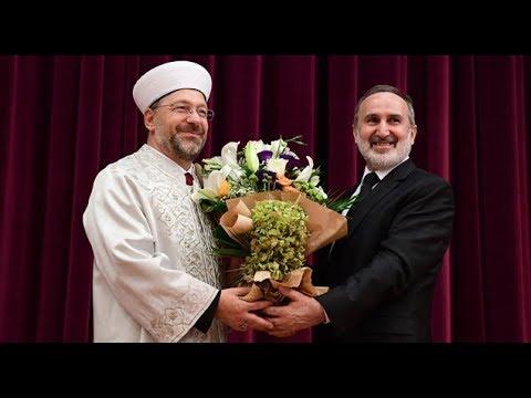 Diyanet İşleri Başkanı Prof. Dr. Ali Erbaş göreve başladı…