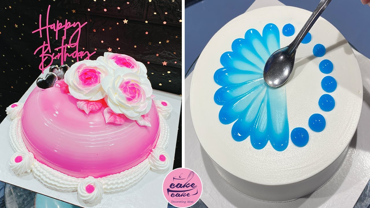 Awesome Cake Decorating Tutorials Like A Pro | How To Make Cake decorating At Home | Cake Images