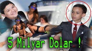 EN ZENGİN VELETLER !!!
