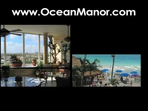 Ocean Manor Hotel in South Florida: a lodging luxury!