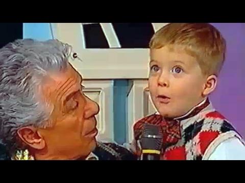 Bambino vicentino simpaticissimo allo Zecchino d'Oro 37! - COMPILATION di GIULIO da VICENZA