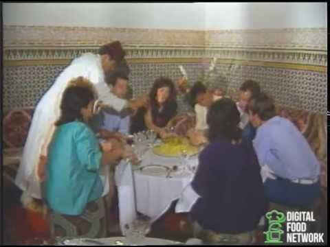 Cuisine And Folklore - learn about preparing couscous, Morocco