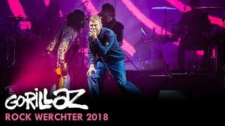 Gorillaz Live in Rock Werchter 2018
