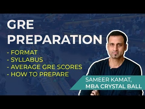ETS GRE Preparation Guide: Format, Syllabus, Best Books