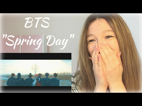 "[ITA] BTS ""Spring Day"" [MV] REACTION 