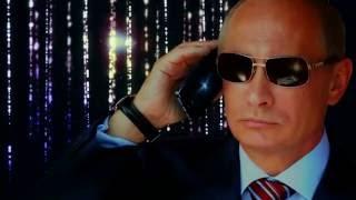 Поздравления с днем рождения от Путина в живом диалоге по телефону..