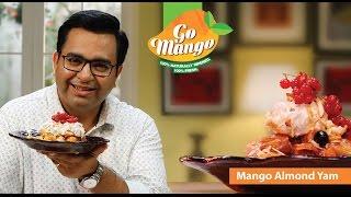 Mango Almond Yam #GoMango