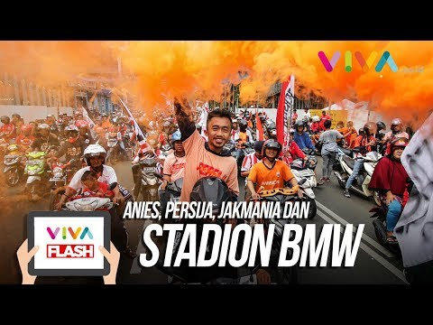 Anies Bakal Ajak Jakmania Letakan Batu Pertama Stadion BMW Mp3