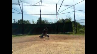 Joey Scambia 2013 Catcher Recruiting Video