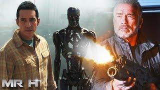 Terminator Dark Fate Trailer Reveals & Name Of New Terminator REV 9