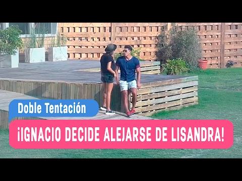 Doble Tentación - ¡Ignacio decide alejarse de Lisandra! / Capítulo 26