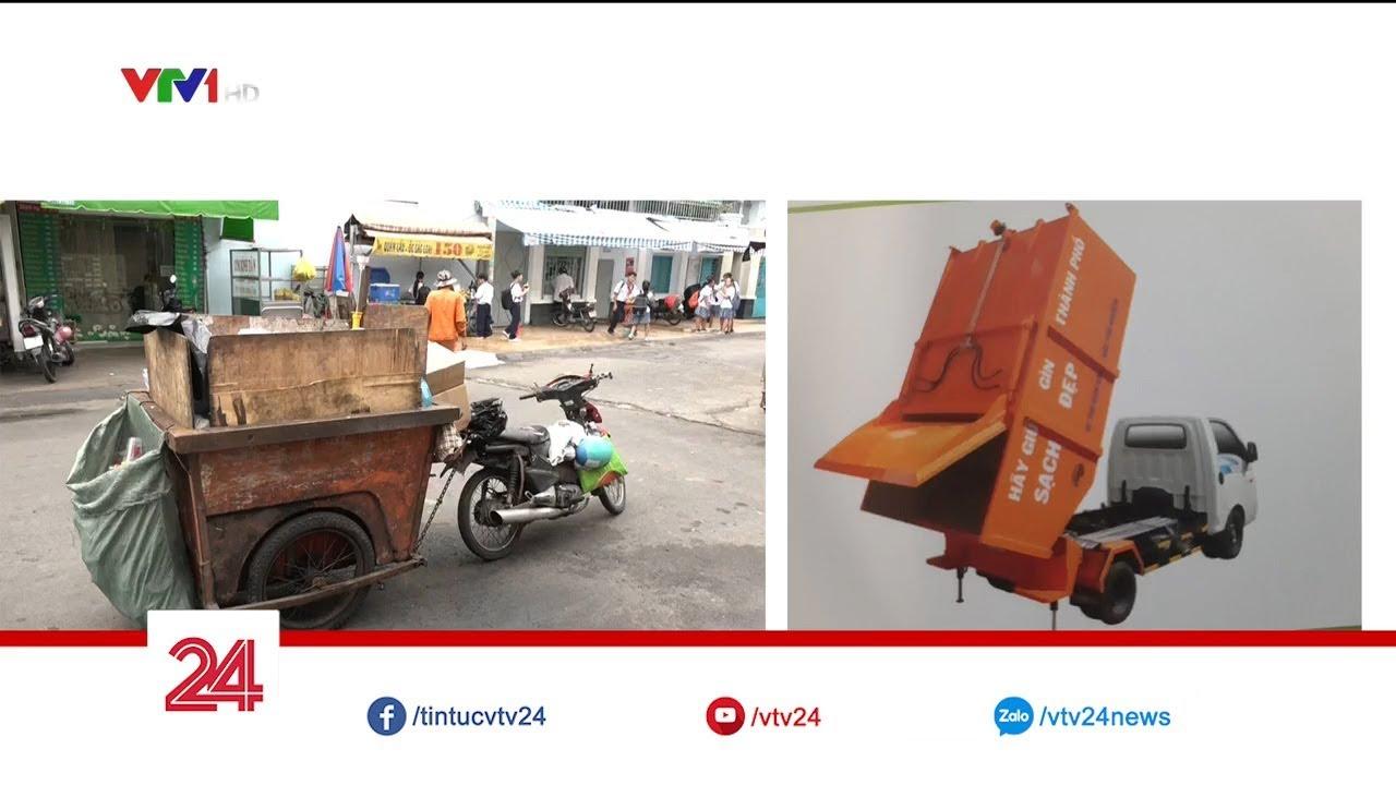 Tiêu Điểm: Chuyển đổi phương tiện thu gom rác - Liệu đã sẵn sàng? | VTV24