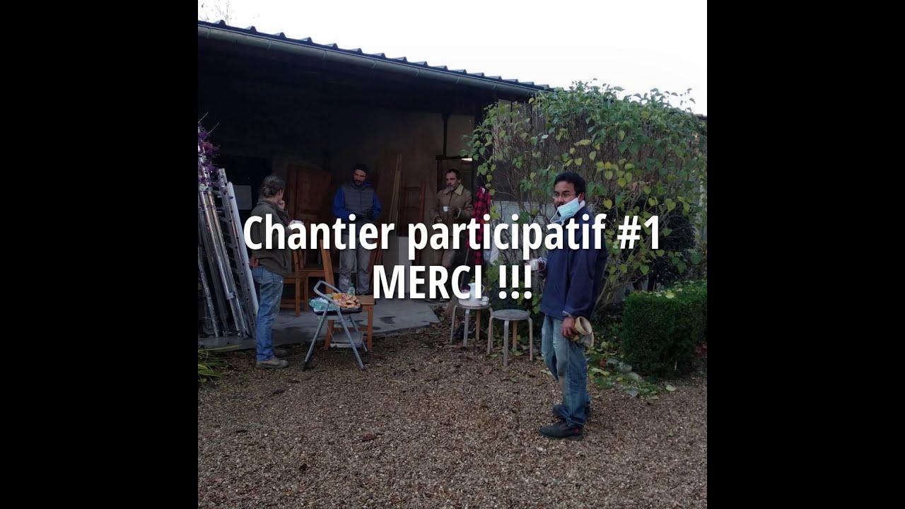 Chantiers participatifs!