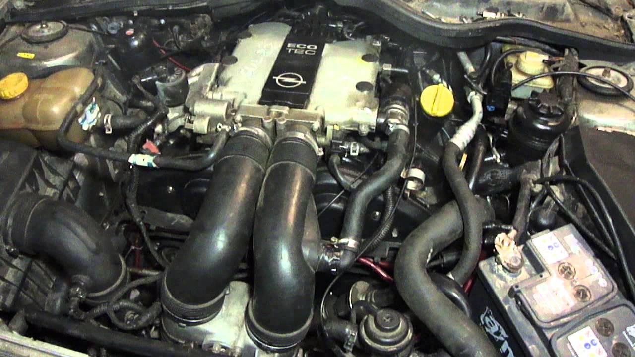 двигатели опель омега б 2.0 или 2.5