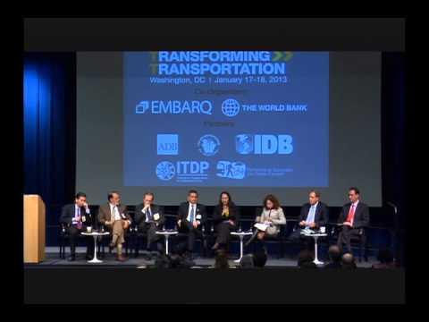 Advancing integrated transport systems in Latin American cities
