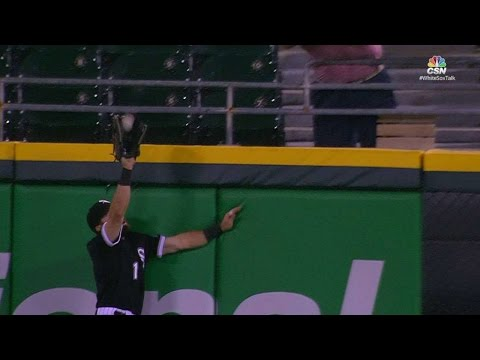 CLE@VCWS: Eaton goes against the wall for the catch