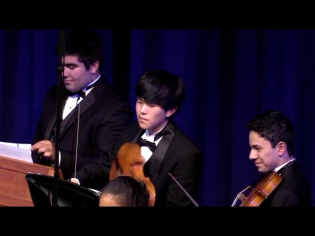 04 DHS Baroque Ensemble Abdelazer, or The Moor's Revenge Purcell