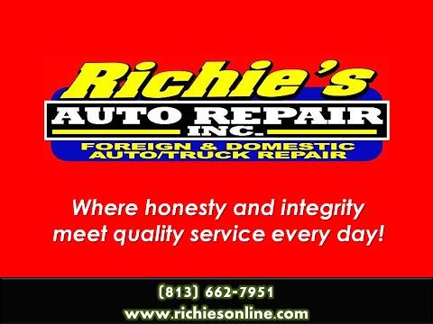 Richie's Auto Repair | Auto Repair Tampa FL