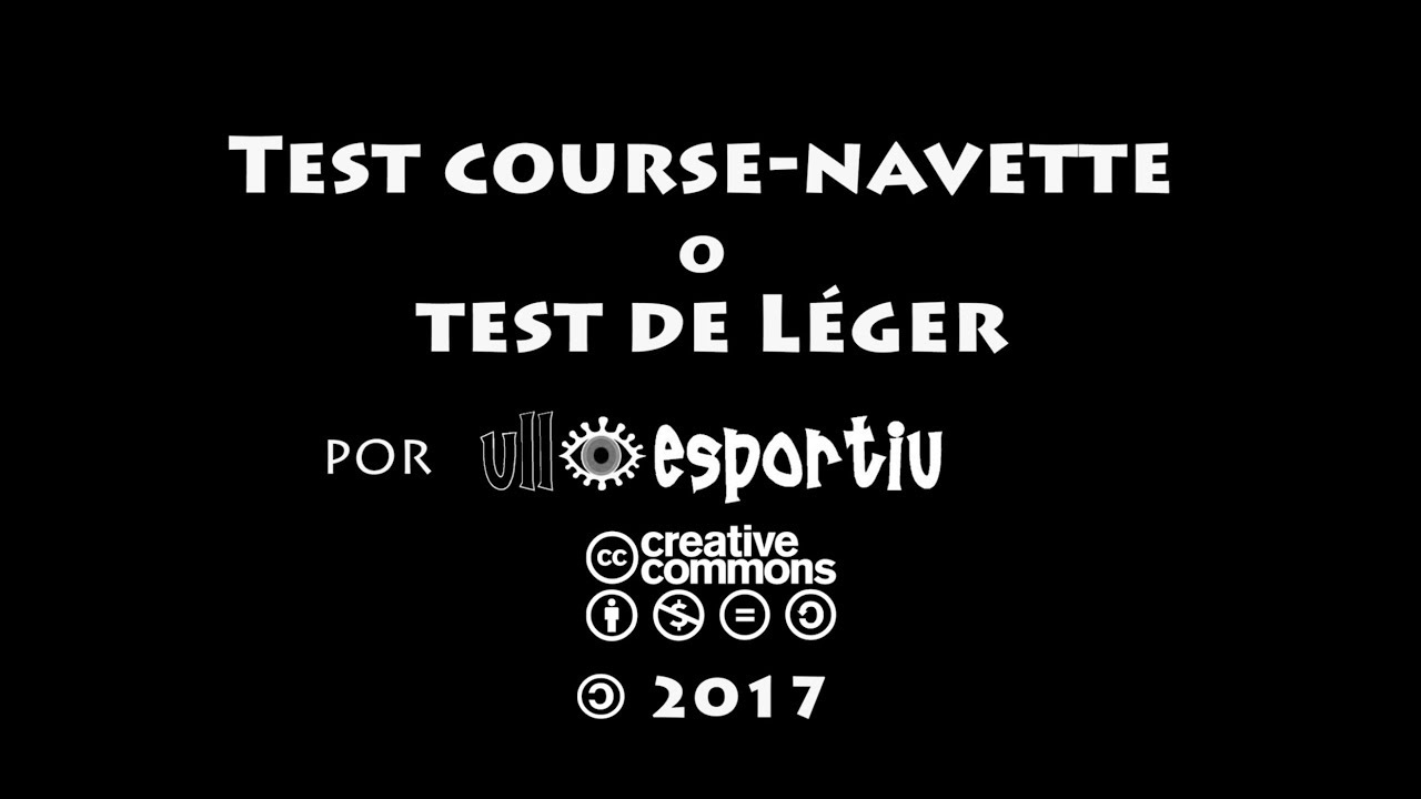 audio del test de naveta