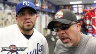 Victor Ortiz & Joel Diaz discuss & breakdown Miguel Cotto vs  Canelo Alvarez