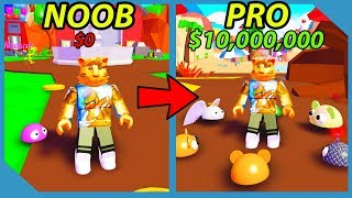 Noob To Pro! Shiny Blob! 10 Million Coins! - Roblox Blob Simulator 2