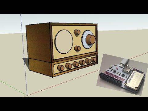 Tivoli Audio Model One WebRadio Underpiece With Omega2