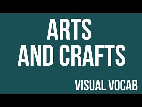 Arts and Crafts defined - From Goodbye-Art Academy
