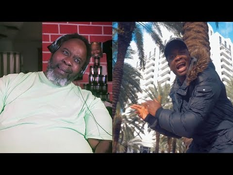 Dad Reacts to BIG SHAQ - MANS NOT HOT (Official Music Video)