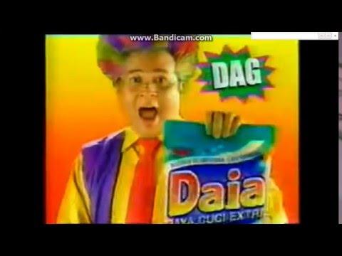 Iklan Daia Lama Tahun 2002
