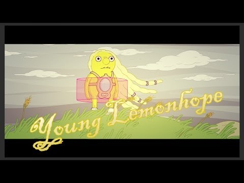 Young Lemonhope by Princess Bubblegum (Adventure Time)