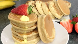How to make the best fluffy pancakes | Pancakes Recipe