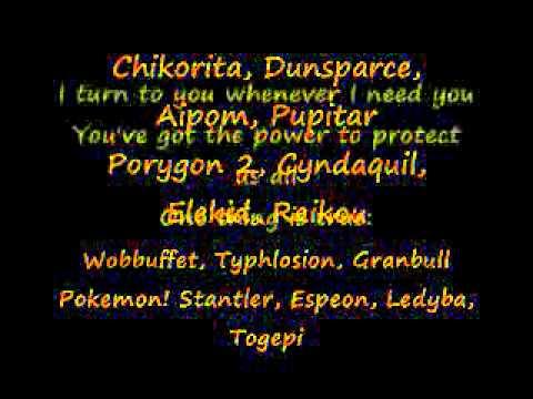 Pokémon - PokéRap GS Lyrics | MetroLyrics