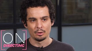 First Man 'Didn't Use Any Green Screen' | Damien Chazelle on Directing