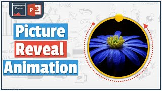 Animated Picture Reveal Effect in PowerPoint (Advanced Effects)